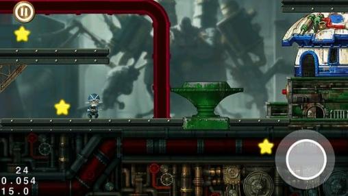 Juegos de arcade: descarga El mecanismo a vapor de la ciudad a tu teléfono
