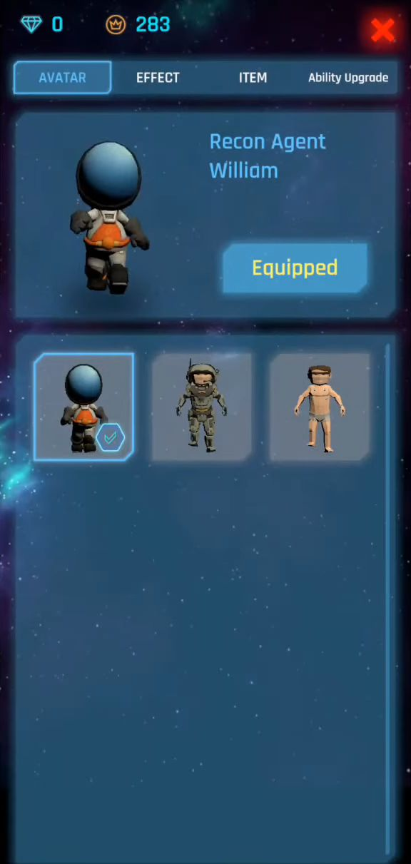 FROM SPACE - Adventure Run for Android