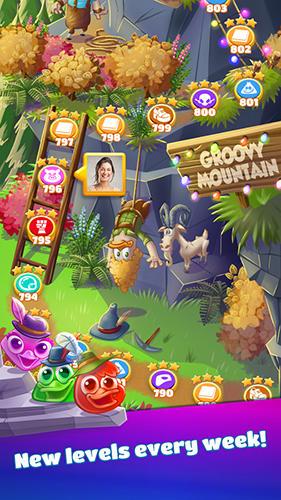 Arcade-Spiele Disco ducks: Groovy mountain für das Smartphone
