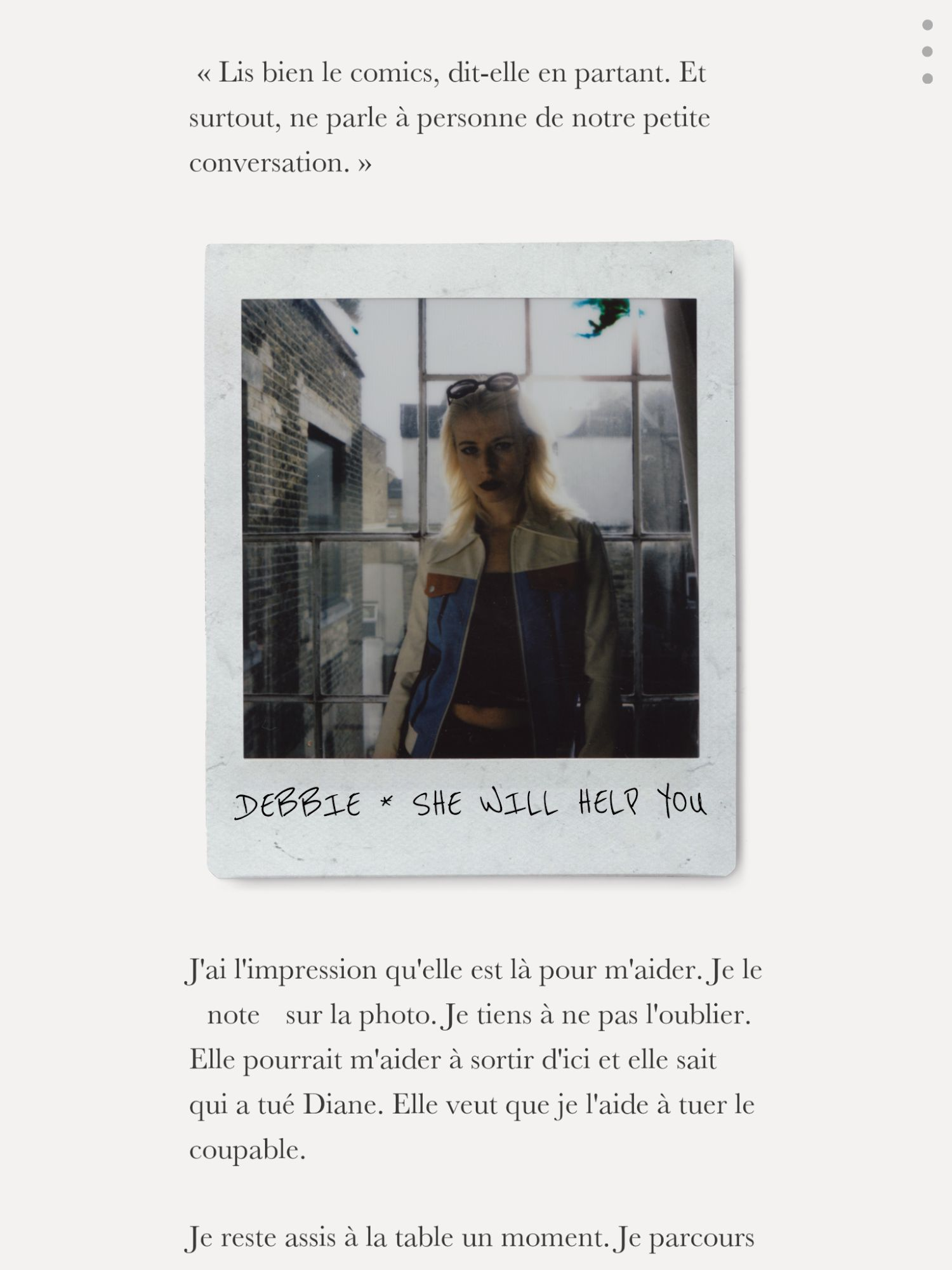 unmemory pour Android