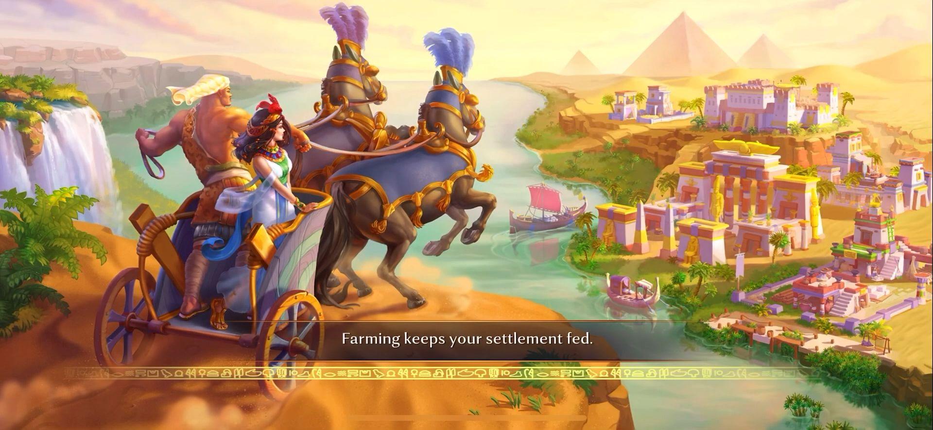 Jewels of Egypt: Match Game скріншот 1