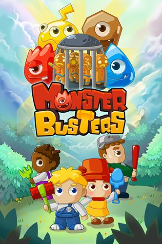 Monster busters captura de pantalla 1