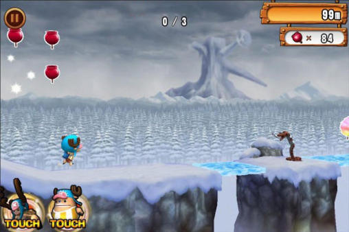 One piece: Run, Chopper, run! para Android