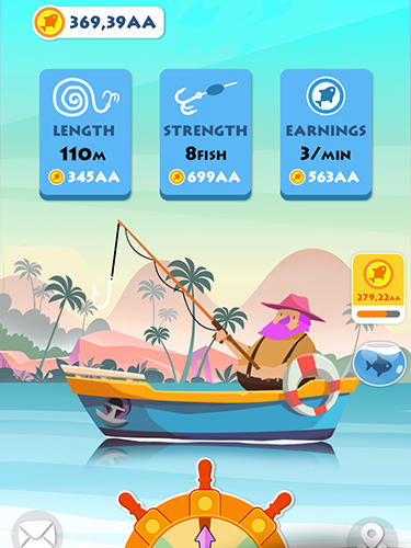 Fish for money para Android