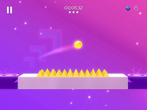 Arcade-Spiele Tilt n go für das Smartphone