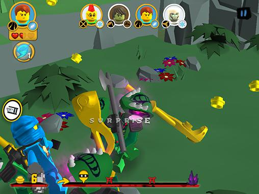 LEGO Ninjago: Wu-Cru for Android