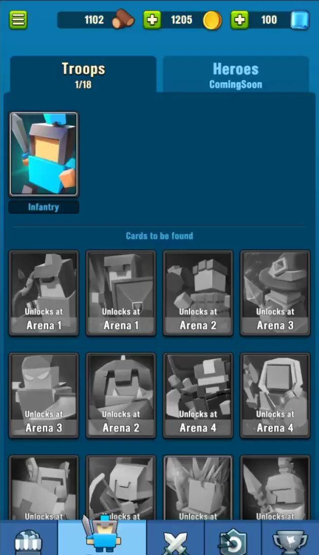 Island War screenshot 1