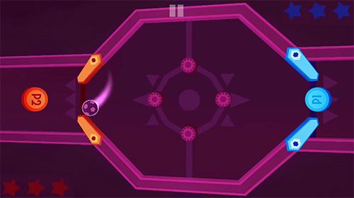 Arcade-Spiele Battle pinball für das Smartphone
