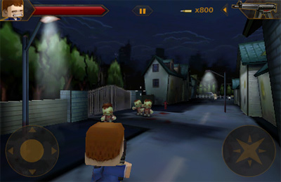 Call of Mini: Zombies for iPhone
