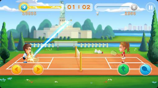 Badminton star 2 für Android