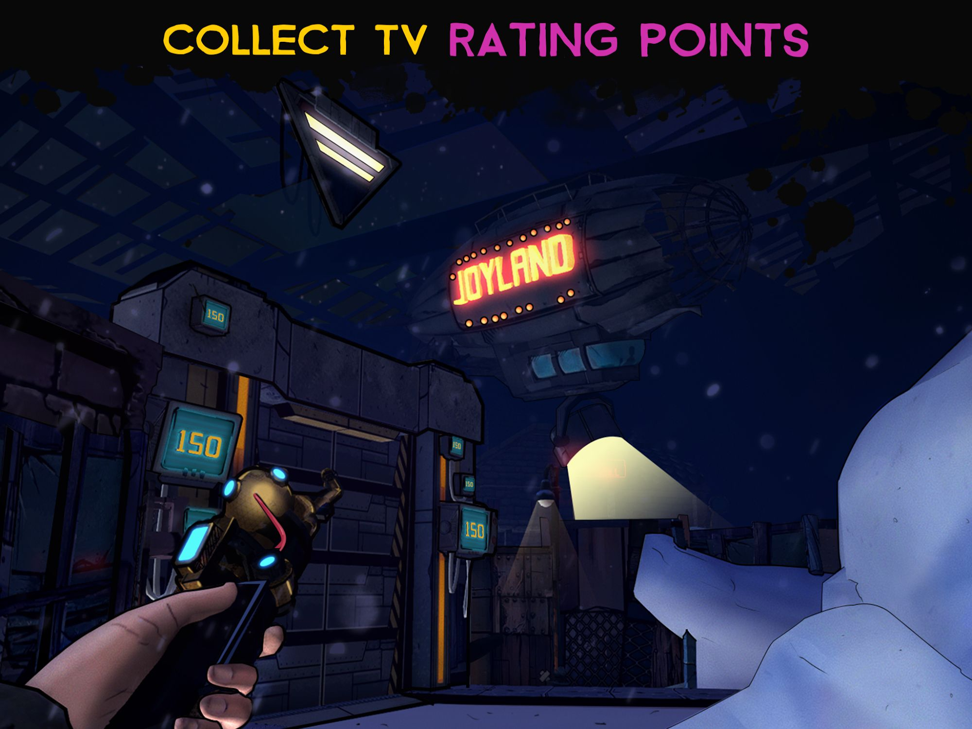 Joyland:  Horror adventure quest for Android