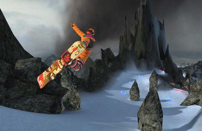 Le Snowboarding sur les Hauteurs pour iPhone gratuitement