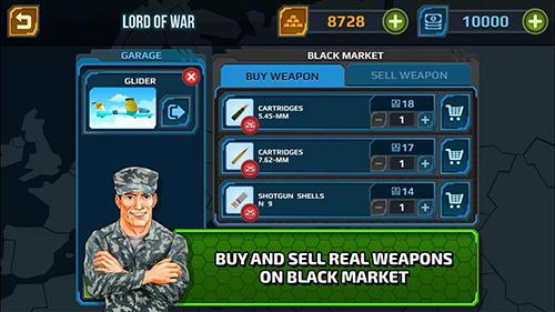 de stratégie The lord of war pour smartphone