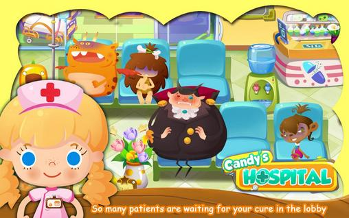 Candy's hospital pour Android