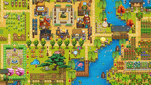 Harvest town Screenshot