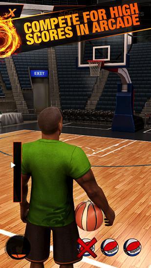 Baller legends: Basketball für Android