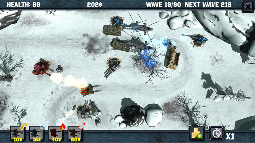World at war: Epic defence 3D для Android