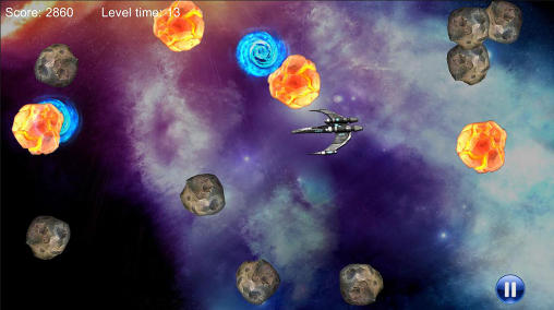 Meteor guns for Android