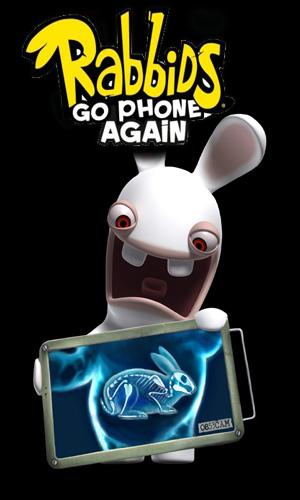 logo Die Hasen sind zurück auf dem Handy