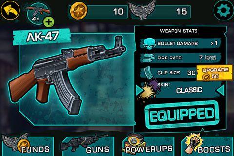 El mayor Gun para iPhone gratis