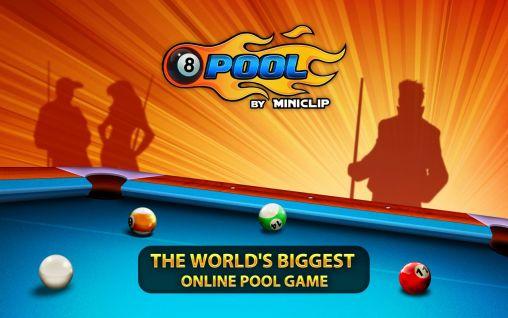 Capturas de tela de 8 ball pool