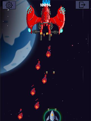 Galaxy war: Space shooter para Android