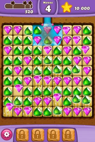 Arcade: Lade Diamond Digger: Saga auf dein Handy herunter