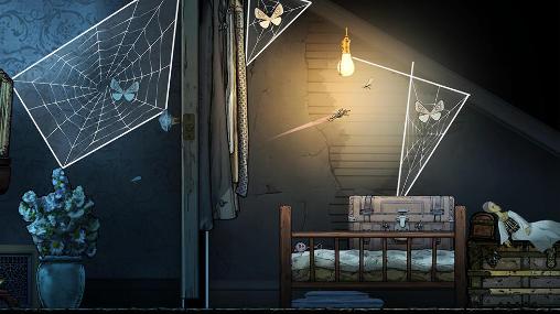 Abenteuer-Spiele Spider: Rite of the shrouded moon für das Smartphone