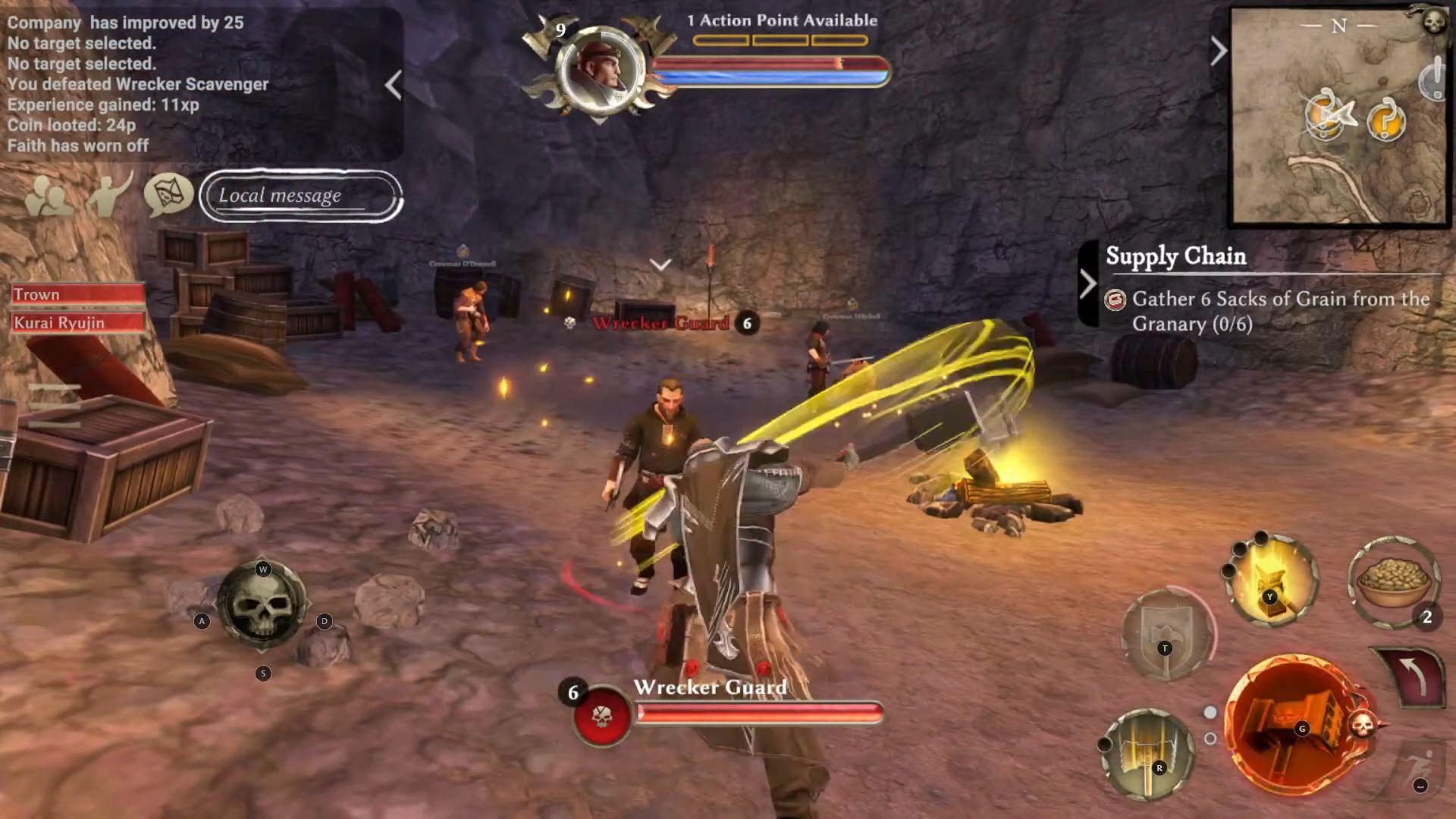 Warhammer: Odyssey für Android