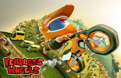 логотип Бесстрашные колёса