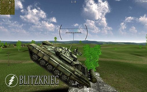 Blitzkrieg MMO: Tank battles (Armored aces) screenshot 3