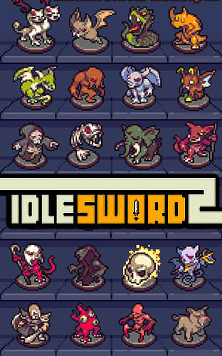 Idle sword 2: Incremental dungeon crawling RPG скріншот 1