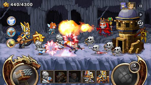 Kingdom wars для Android