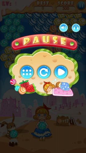 Bubble candy para Android