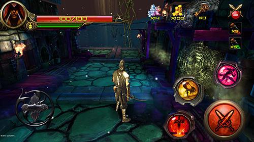 Ninja warrior: Creed of ninja assassins screenshot 2