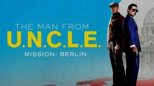 logo Agents de l'U.N.C.L.E Mission: Berlin