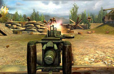 Commando: A eclosão da guerra para iPhone