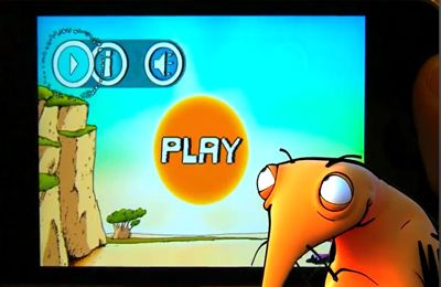 Arcade games: download Kiwi Brown to your phone