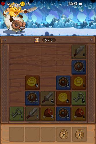 Screenshot Lost viking on iPhone