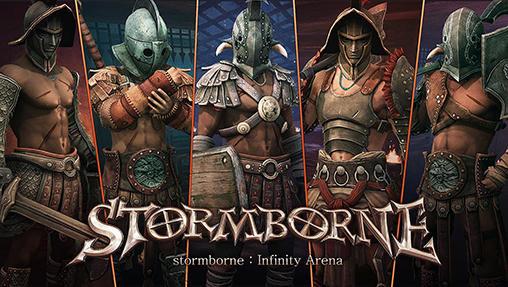 Stormborne: Infinity arena скриншот 1