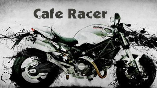 Cafe racer Screenshot
