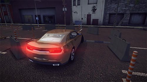 Sport car parking 2 для Android