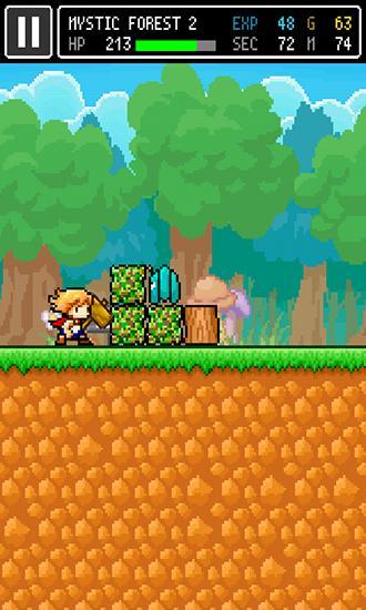 Hammer's quest Screenshot