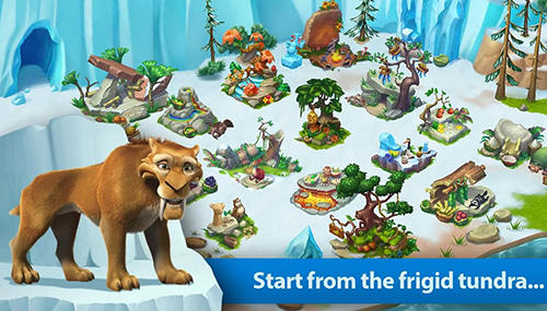 Ice age world para Android