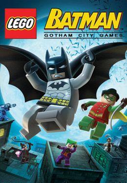 логотип Лего Бэтмэн