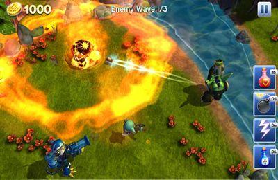 Schlachtfelder der Luftkämpfer für iPhone