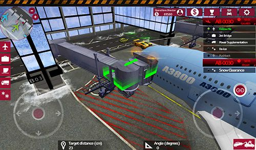 Симуляторы: Airport simulator 2 на телефон iOS