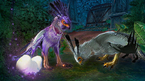 Hippogriff bird simulator 3D pour Android