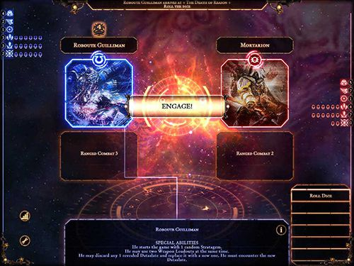 Strategy games Talisman: Horus heresy