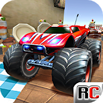 RC stunt racing Symbol